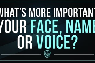 Whats More Important Your Face,Name or Voice
